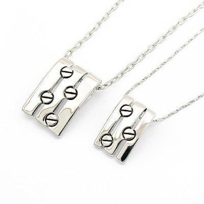 [Free Shipping]lovers necklace - love fairy -83,321