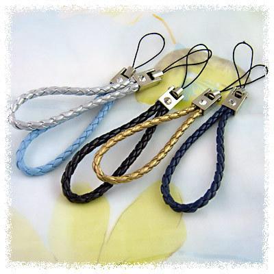 [Free Shipping] Simple braid phone chain
