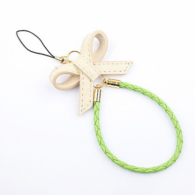 [Free Shipping]Colorful  fashion mobile phone chain