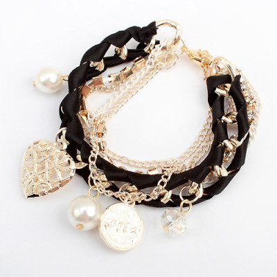 [Free Shipping] Fashion  pearl bracelet
