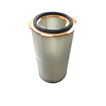 Quick release dust filter