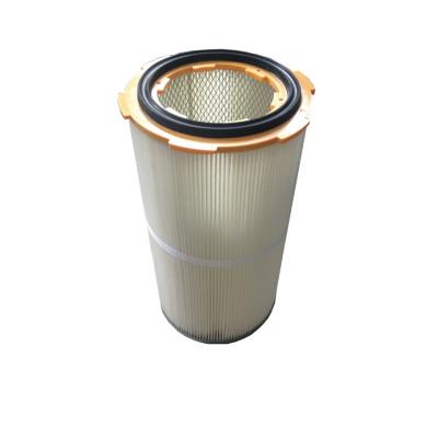 Rychloupínací prachový filtr