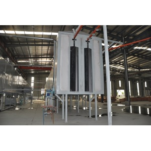 Tunnel Type Powder Coating Oven
