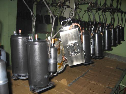 Sedmikanálový teplotní sledovač