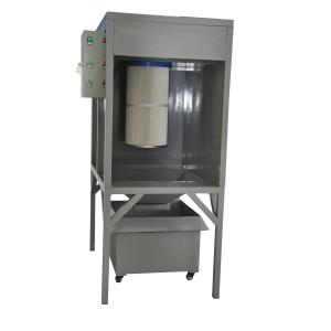 Kabine Pulverlack Pulverlackiererei Beschichtungspulver Pulverbeschichtung