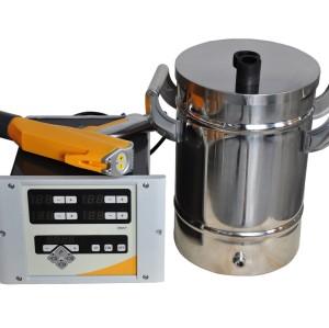 DIY elektrostatischen Pulverbeschichtung