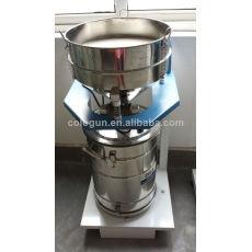 elektrostatische pulverbeschichtung stahl siebmaschine einschließlich trichter