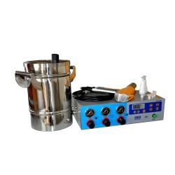 kleine puls pulverbeschichtung Einheit für experimentieren und testen