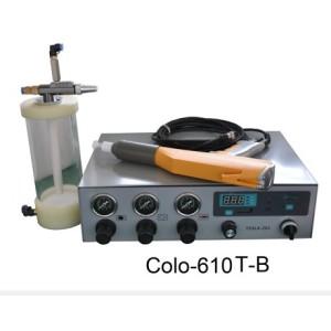 mini Prüfung tragbare pulverbeschichtungs anlage