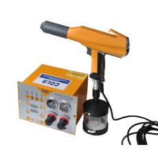 kleine pulverbeschichtungs Gerät für die Prüfung Job