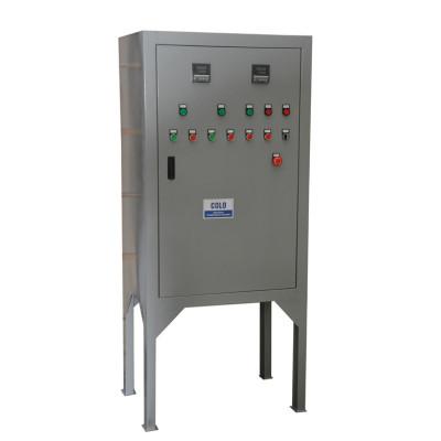 Práškové lakování Oven Electric control