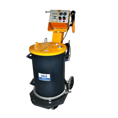 powder coater machine