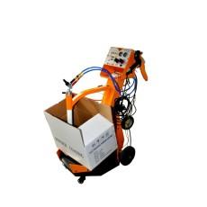 Vibrationsabsorptionstyp pulverbeschichtungs