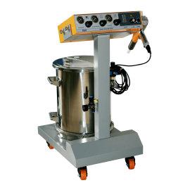 colo-500star Práškový lakovací stroj