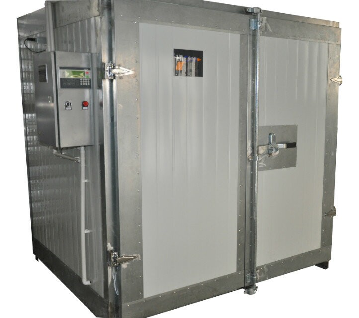 Powder coating oven china electric powder coating oven for Paint curing oven