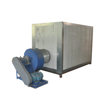 Heating combustion chamber for oven