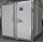 Electric powder/paint curing oven