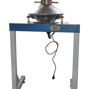 Powder cycle sieve machine