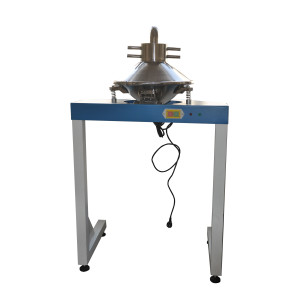 Powder cycle sieve machine