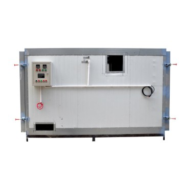 LPG Powder coating oven