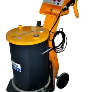 New manual coating machine