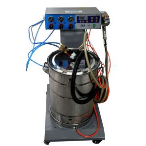 Industrial finishing systems