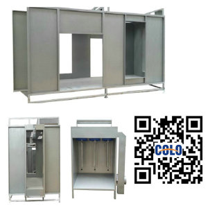 Automotive Paint Spray Booths
