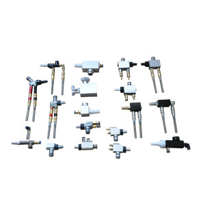 powder coating machines pump parts
