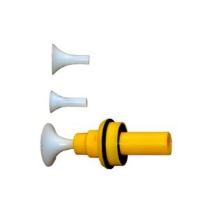 X1 Deflector Cone D18 assy 2321981