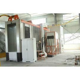 COLO továrna cena multi cyklón stříkací kabiny