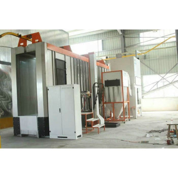 COLO factory price multi cyclone spray booths