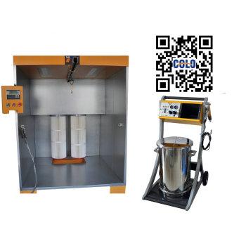 Metal polymer powder coating services