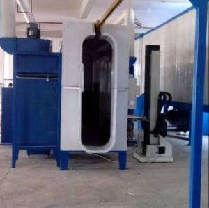Electrostatic powder application systems