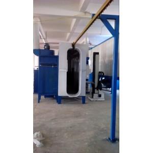 Electrostatic powder application systems
