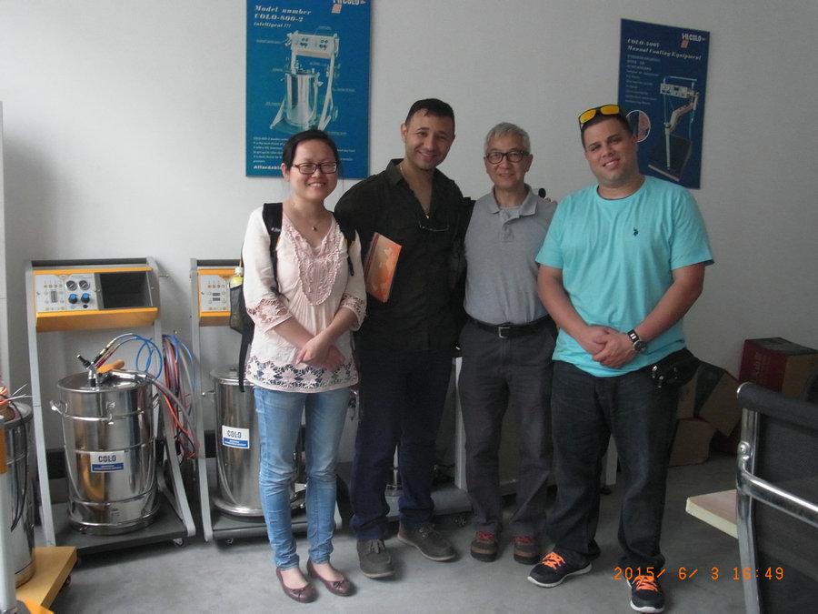 kanada klient navštívit COLO