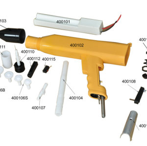 KCI spray gun replacement spare parts