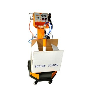 Vibratory Box feed powder spraying systems