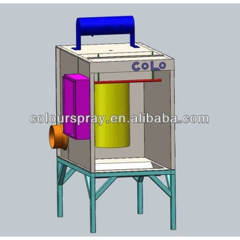 Powder coating finishing booths manufacturer