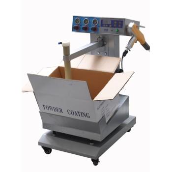 Original box Powder coating unit with vibration