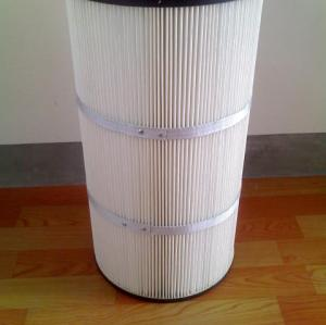Filters for powder spray booth
