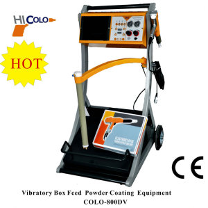 Vibration box-feed coating systems 800D-V