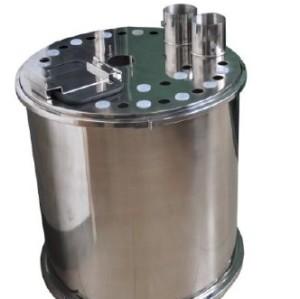 Automatický stroj na prosévání prášku