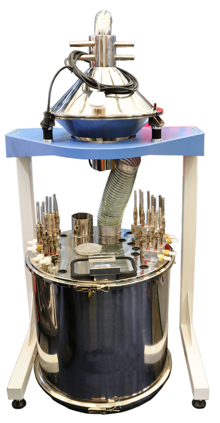 automatic powder sieve machines