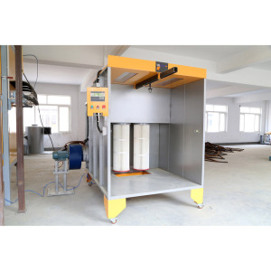 Manual powder painting booths IN STOCK
