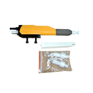 Pistola automatica para pintura en polvo