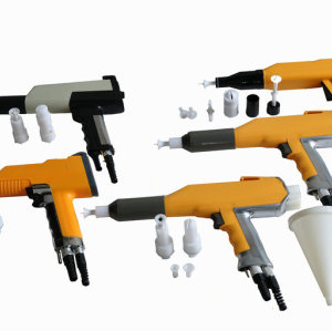 Manual pistolas para aplicacion de pintura
