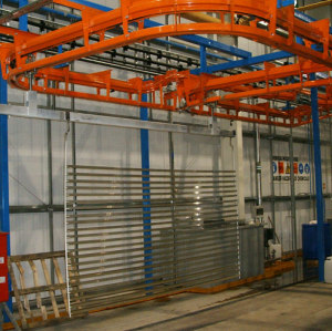 Overhead Chain conveyor Systems