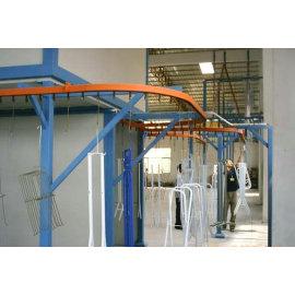 Solutions for overhead conveyor hanger