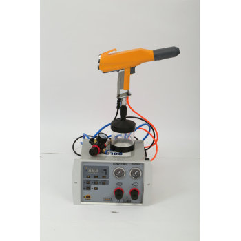 Lab test powder coating gun KI
