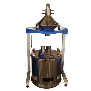pulver siebmaschine